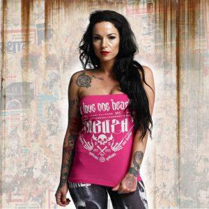 Dámský top ONE LOVE Bandeau GSB 10102 cabaret 51620d6f8a